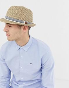 Соломенная шляпа Esprit - Бежевый