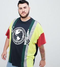 6e8c79a0db2fd72 Купить мужские футболки комбинированные в интернет-магазине Lookbuck