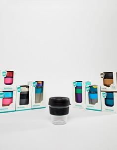 Прозрачная многоразовая чашка емкостью 8 унций KeepCup Original - Мульти