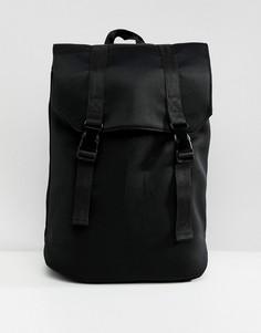 Черный рюкзак с внутренним отделением для ноутбука ASOS DESIGN - Черный