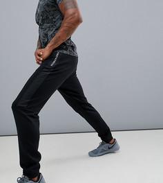 Облегающие спортивные брюки First Menswear - Черный