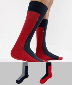 Набор из 2 пар носков Tommy Hilfiger - Мульти