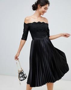 a4cbf7a4f6a7 Купить женские платья миди (средней длинны) на одно плечо в интернет ...