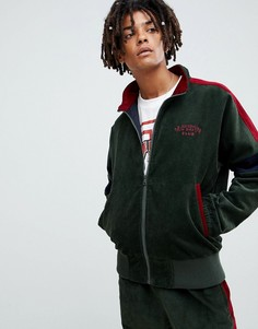 Зеленая вельветовая спортивная куртка Billionaire Boys Club - Зеленый