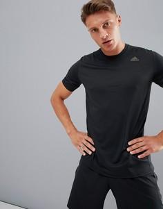 Черная футболка adidas Running Supernova CZ8725 - Черный