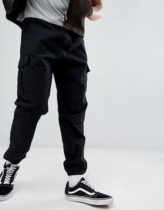 Черные джоггеры карго Carhartt WIP - Черный