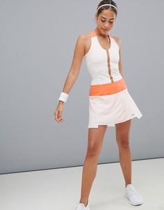 Белая юбка-шорты Head performance - Белый