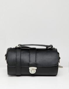 Небольшая сумка через плечо ASOS DESIGN - Черный
