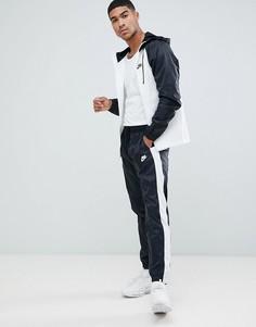 Черный спортивный костюм колор блок Nike 928119-011 - Черный