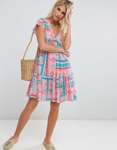 Пляжное платье Seafolly - Мульти