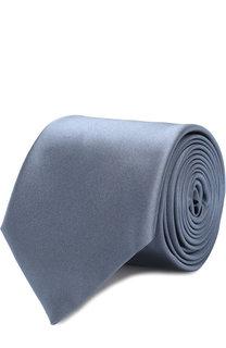 Однотонный шелковый галстук Pal Zileri
