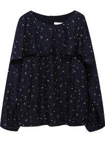 Блуза с принтом Chloé