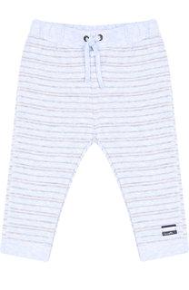 Хлопковые брюки на поясом на кулиске Sanetta Fiftyseven
