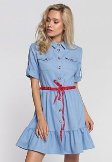 Платье джинсовое Lezzarine