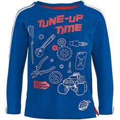 Футболка с длинным рукавом Button Blue для девочки