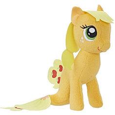 """Мягкая игрушка My little Pony """"Подводные пони"""" Эплджек, 13 см Hasbro"""