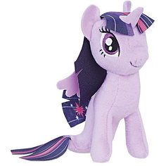 """Мягкая игрушка My little Pony """"Подводные пони"""" Твайлат Спаркл (Искорка), 13 см Hasbro"""