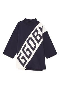 Хлопковый свитшот с принтом Golden Goose Deluxe Brand