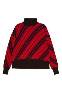 Шерстяной свитер в полоску Marni