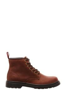 Высокие коричневые ботинки Affex
