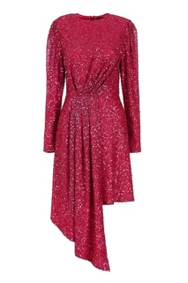 Асимметричное платье с пайетками Alena Akhmadullina