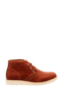 Светло-коричневые ботинки Affex