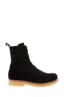 Высокие черные ботинки Affex