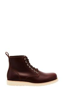 Темно-коричневые ботинки Affex