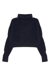 Шерстяной свитер с длинными рукавами T by Alexander Wang