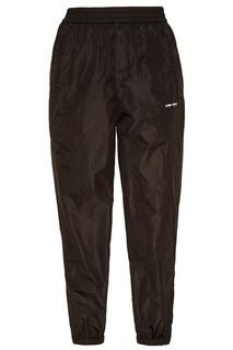 Черные брюки в спортивном стиле Mo&Co
