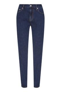 Темно-синие джинсы Calvin Klein