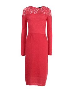 Платье длиной 3/4 Elisabetta Franchi