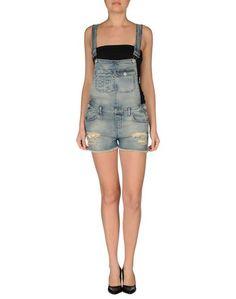 Короткий комбинезон Twin Set Jeans