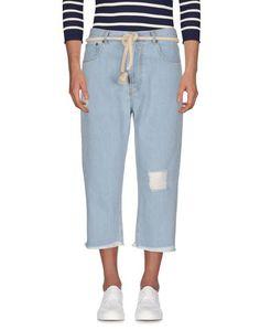 Джинсовые брюки-капри Neversame