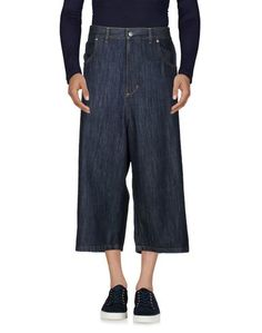 Джинсовые брюки-капри SociÉtÉ Anonyme