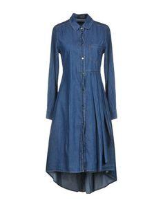 Платье до колена Kaos Jeans
