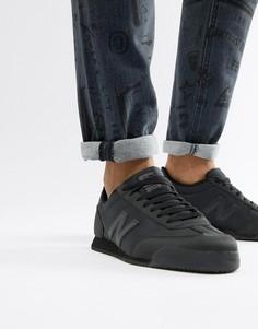 Черные кроссовки New Balance 370 - Черный
