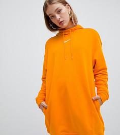 925fbd1eb792 Худи оранжевого цвета Nike эксклюзивно для ASOS - Оранжевый
