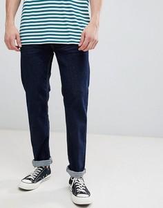 Темные прямые джинсы Esprit - Синий