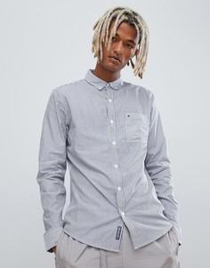 Рубашка с длинными рукавами Calvin Klein Wilbens - Темно-синий