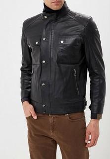 Куртка кожаная Jimmy Sanders