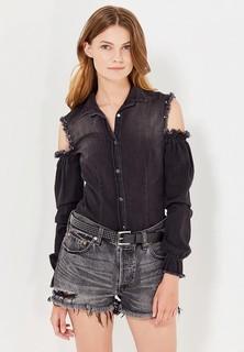 Рубашка джинсовая Met