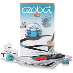 Ozobot Bit Cool Blue Набор для начинающих,голубой робот