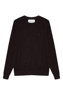 Черный свитшот Calvin Klein