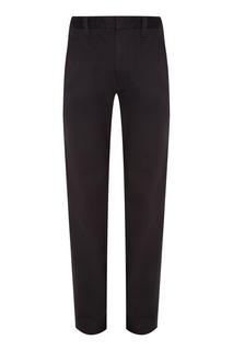 Прямые черные брюки Calvin Klein