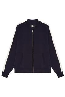 Куртка с контрастной отделкой Calvin Klein