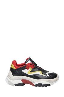 Разноцветные кроссовки Addict Ash