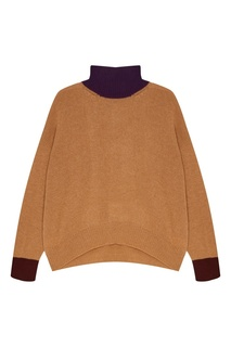Бежевый свитер из кашемира Marni