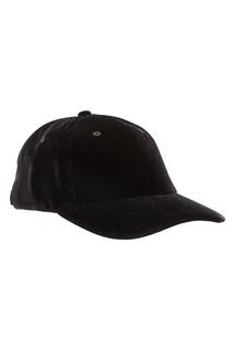 Черная кепка Mo&Co