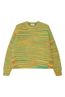 Цветной свитер Acne Studios